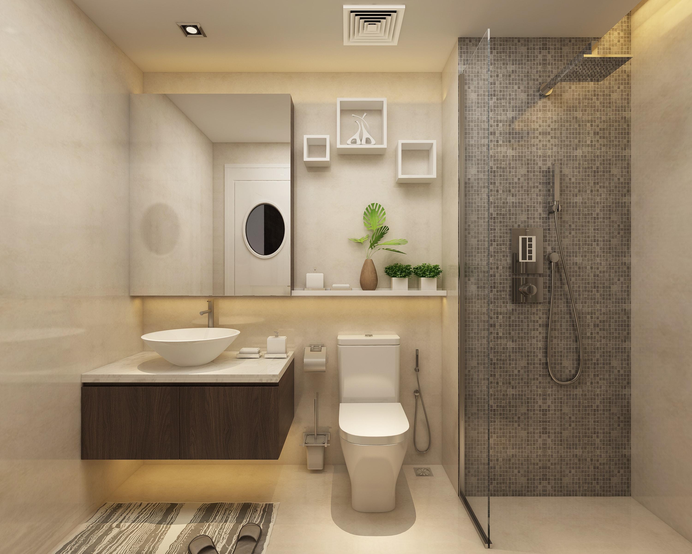 Bath room imperia sky garden