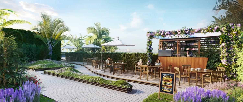 Thứ hai : Imperia Sky Garden là dự án tiết kiệm năng lượng